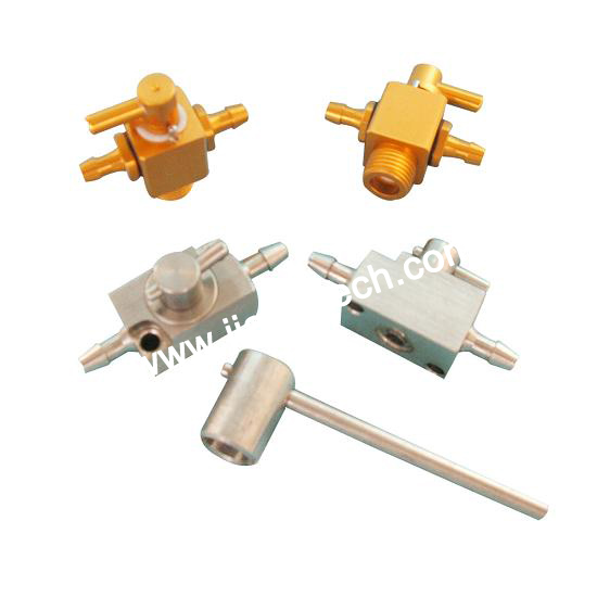 Manual Two-Way/Three-Way Valve (Metal)